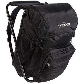 Tatonka Chaise du pêcheur Sac à dos, black